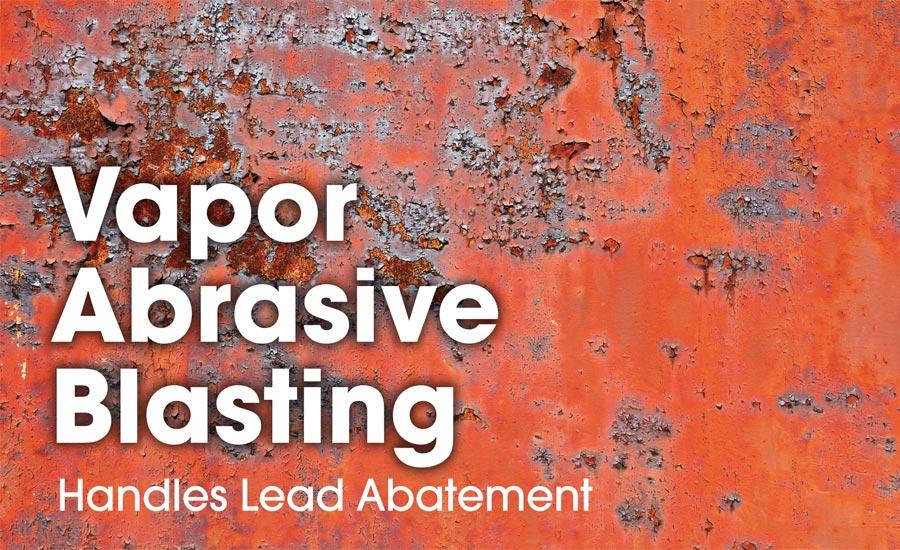 Vapor Abrasive Blasting