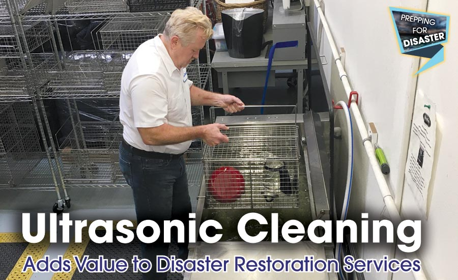 Disaster Cleaning