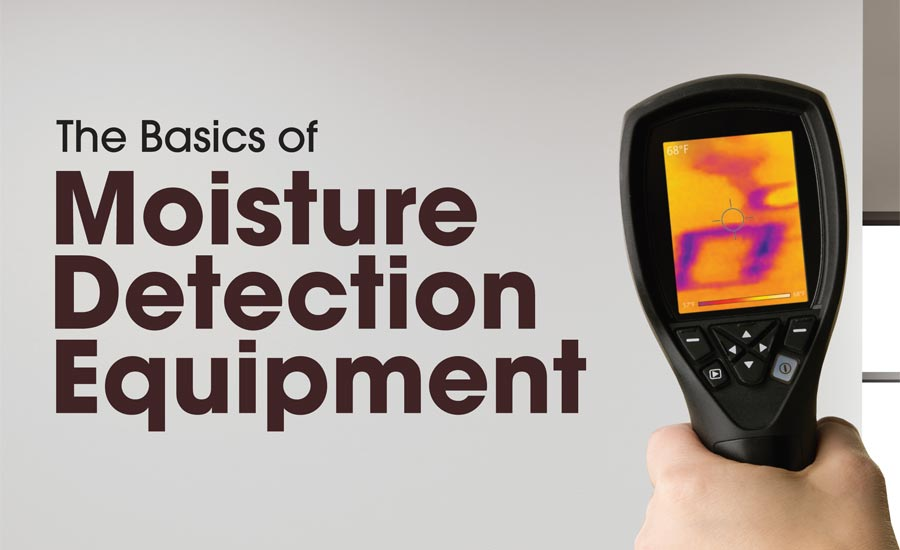 The Basics of Moisture Detection Equipment