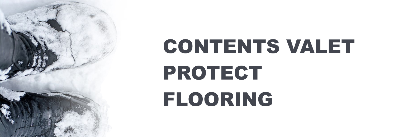 Contents Valet Protect Flooring