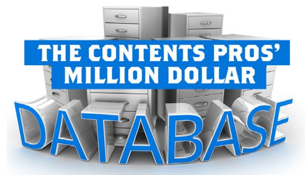 The Contents Valet Million Dollar Database