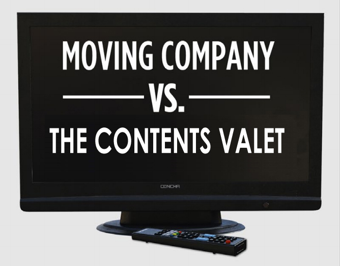 Moving Company VS. The Contents Valet