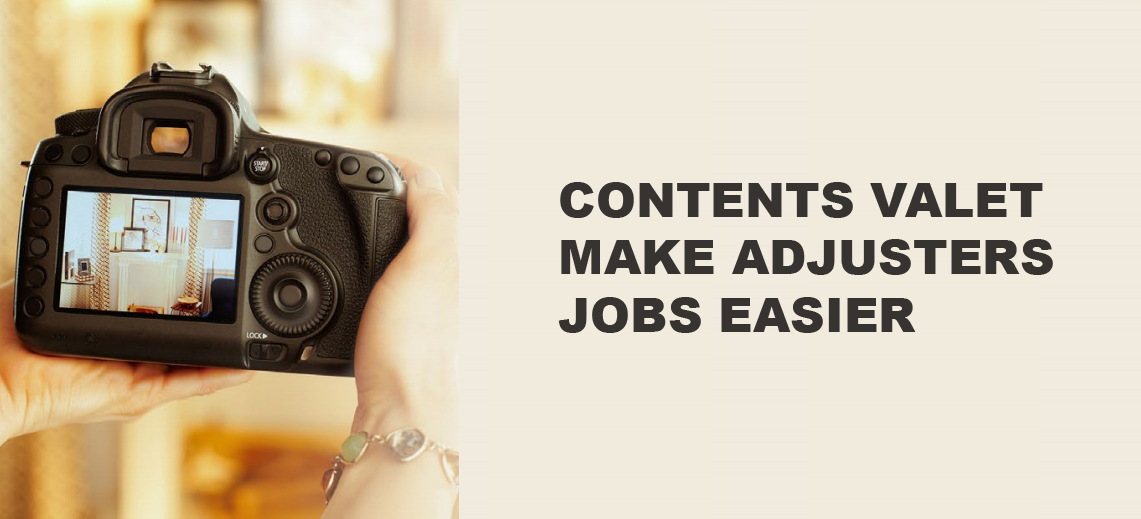 Contents Valet Make Adjusters Jobs Easier