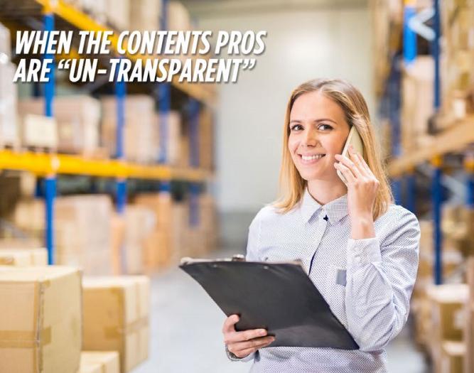 "When the Contents Valet are ""Un-Transparent"""