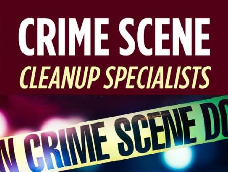 Crime Scene   Cleanup Valet