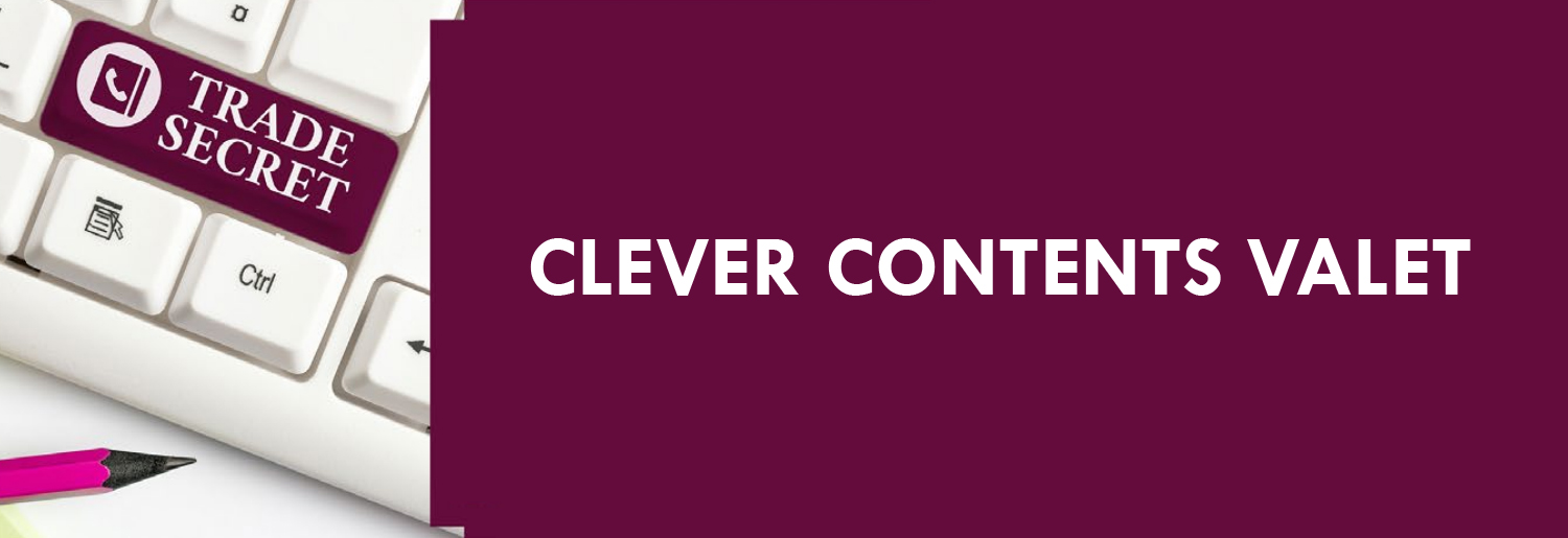 Clever Contents Valet